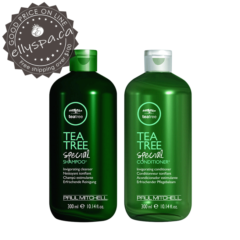 Tea Tree Special Shampoo and Conditioner Duo Set 300ml, 1000ml